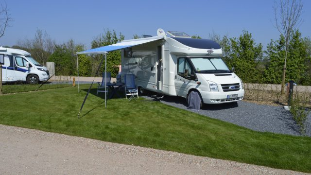 camper pitch Plus