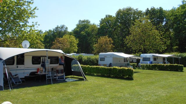 camping pitch 6 ampere